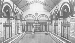 Photo: Illustrative image for the 'Marshall Street Baths' page