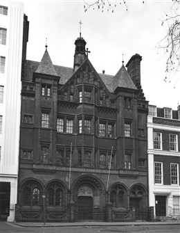 Photo:The French Protestant Church, Soho Square