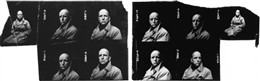 Photo:Paul Potts 1970 - contact sheet